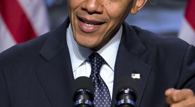 President Barack Obama warned against cutting budgets for the sake of cutting (AP)