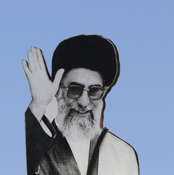 Ayatollah Ali Khamenei has said nobody should see Iran's negotiating team as 'compromisers' (AP)