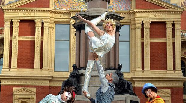 Cirque Du Soleil have performed shows across the world, including London
