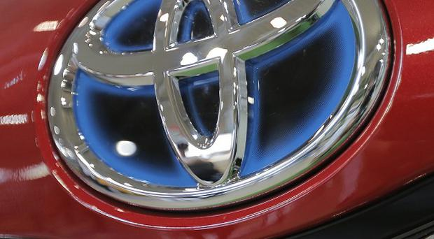 Toyota's quarterly profit has surged ahead by 70%