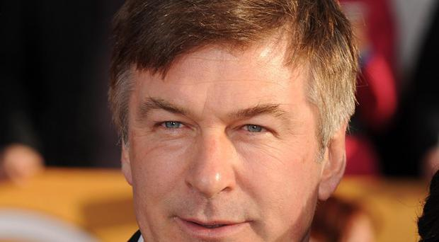 Actor Alec Baldwin.