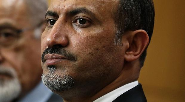 Syrian opposition chief Ahmad Jarba has agreed to attend a proposed peace conference
