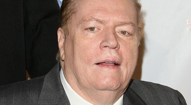 A legal document filed on Larry Flynt's behalf argues that Missouri's execution process is too secretive