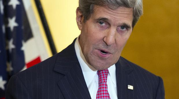 US Secretary of State John Kerry has moved to reassure Israel on any nuclear deal with Iran (AP)