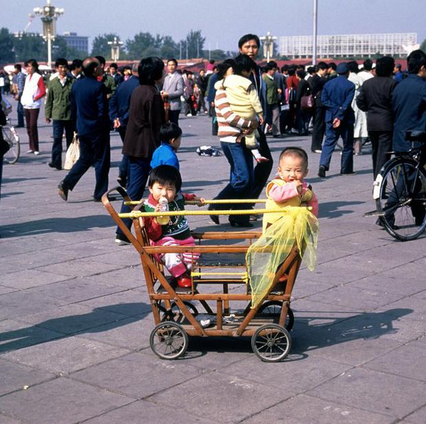 China says it will relax its one-child policy