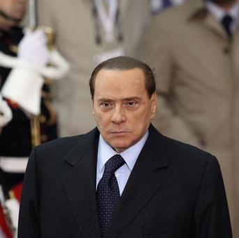Former Italian premier Silvio Berlusconi is facing the end of his political career