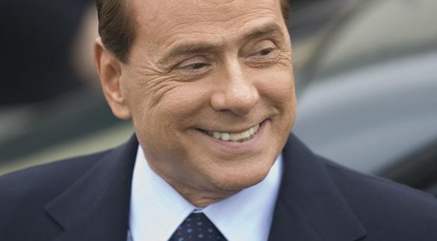 Silvio Berlusconi was convicted over the purchase of rights to broadcast US movies on his Mediaset empire through offshore companies that involved the false declaration of payments to avoid taxes