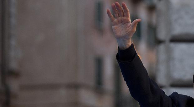 Silvio Berlusconi paid off witnesses, a court claims (AP).