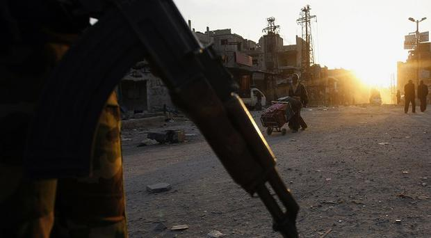 Police estimate that about 100 Australian residents and citizens have travelled to Syria to fight in the civil war (AP)