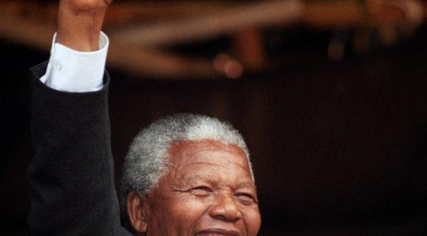 Former South African leader Nelson Mandela has died at the age of 95