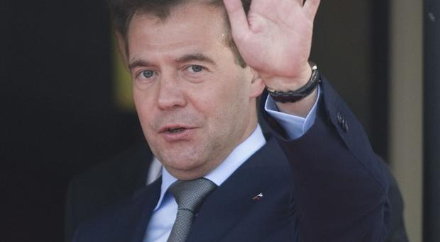 Dmitry Medvedev hinted that members of Pussy Riot and others referred to as political prisoners will not be freed in an upcoming amnesty