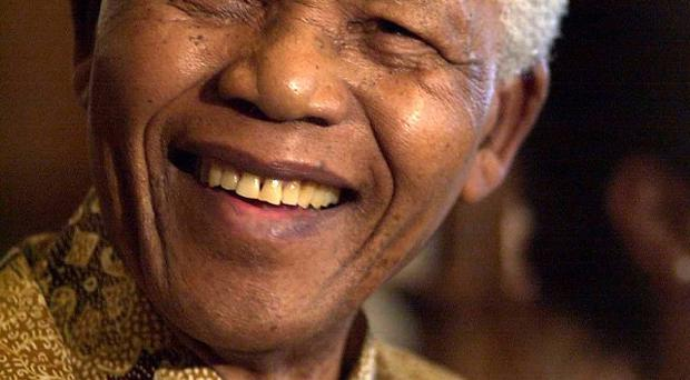Nelson Mandela died at the age of 95 on Thursday 5 December
