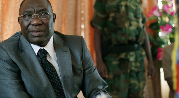 Michel Djotodia, Central African Republic's president, said that even
