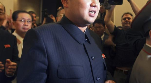 North Korean leader Kim Jong Un is consolidating power after his father's death two years ago (/Wong Maye-E)