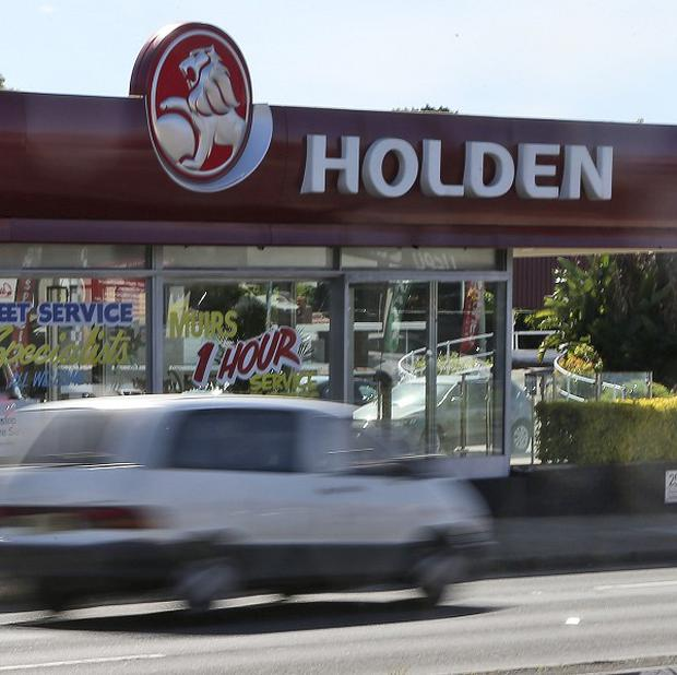GM's Australian subsidiary Holden is to stop making cars.