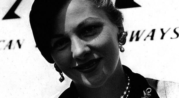 Oscar-winner Joan Fontaine has died at the age of 96