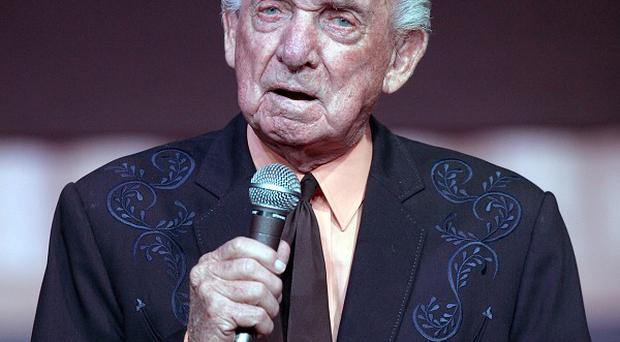 Country music star Ray Price has died at 87. (AP)