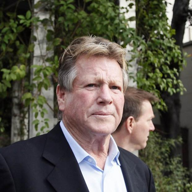 Actor Ryan O'Neal is 'very happy' after winning a court battle over ownership of an Andy Warhol portrait of ex-partner Farah Fawcett. (AP)