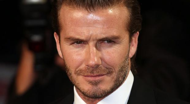 David Beckham is to promote casinos in Singapore and Macau.