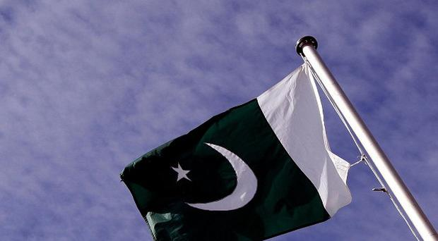 At least three foreign militants have been killed in Pakistan after a US drone missile attack