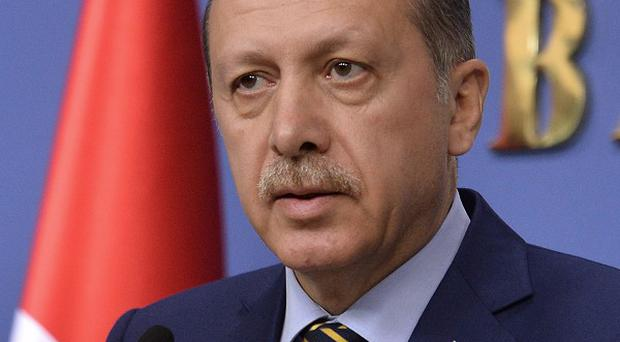 A corruption scandal has damaged the government of Turkey's Prime Minister Recep Tayyip Erdogan (AP)