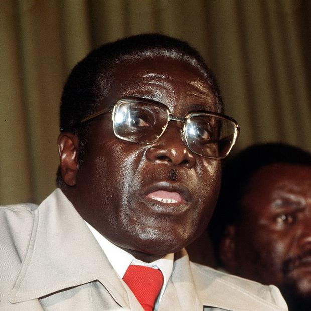 "Zimbabwe's ambassador to Australia believes Zimbabwe president Robert Mugabe's government is ""illegitimate"""