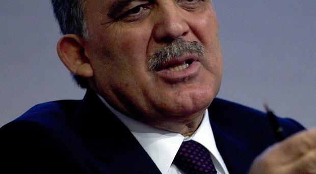 Turkey's President Abdullah Gul is a potential rival to Prime Minister Recep Tayyip Erdogan