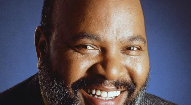 This photo provided by NBC shows James Avery as Philip Banks from season 2 of the TV series,