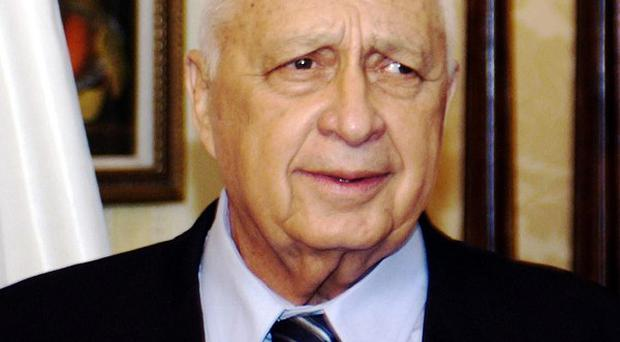 Ariel Sharon has been in a coma since 2006 and his family is now at his bedside