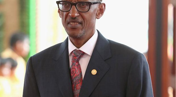 Rwanda's opposition has accused president Paul Kagame of ordering the killing of a former spy chief.
