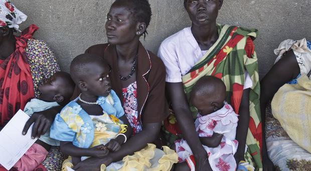 Talks aimed at ending violence in South Sudan which has left thousands homeless have been delayed. (AP Photo/Ben Curtis)