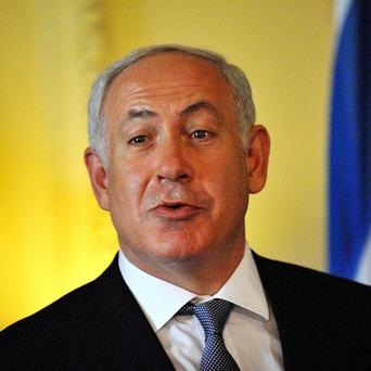 Israeli prime minister Benjamin Netanyahu has come under pressure from hardline coalition partners