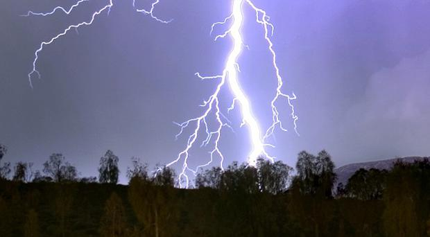 A lightning strike in Argentina has killed at least three people