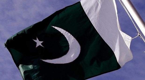 Five people have been killed in a bomb attack in Pakistan