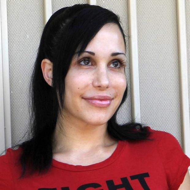 Nadya Suleman has been charged with welfare fraud