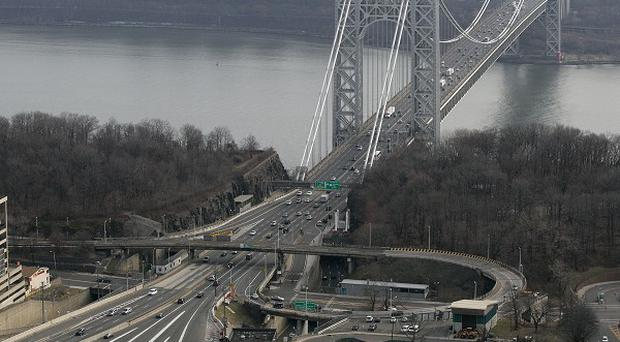 Aides of New Jersey's governor have been accused of deliberately causing gridlock on the George Washington Bridge for political purposes (AP)