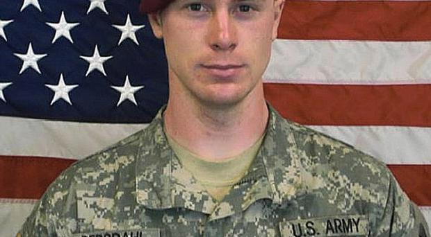 Sgt Bowe Bergdahl was taken prisoner in Afghanistan on June 30, 2009 (AP/US Army)