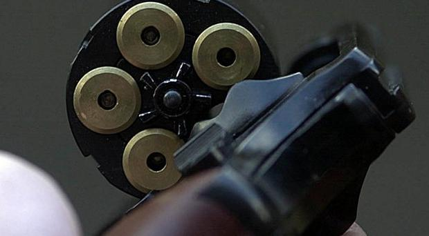 A four-year-old girl accidentally shot dead a little boy she was playing with at a house in the US.