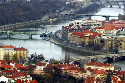 Prague is one of the four new destinations