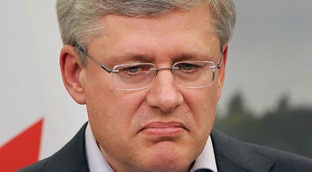 Stephen Harper warned the death toll in the Quebec fire would be high
