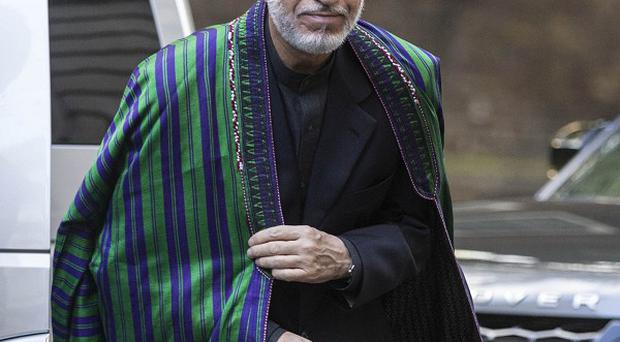 Hamid Karzai has repeatedly refused to approve the bilateral security agreement, which allows American troops to remain in Afghanistan beyond the end of this year