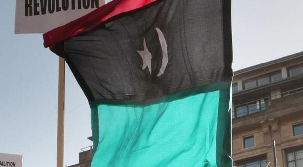 Libyan gunmen have abducted five Egyptian diplomats in Tripoli