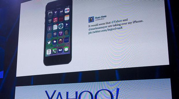 Yahoo email customers have been targeted in a fresh security breach (AP)