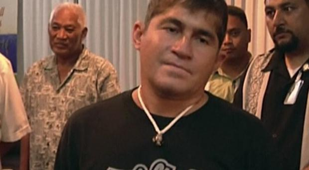 Jose Salvador Alvarenga has returned to his native El Salvador (AP)