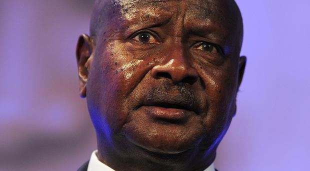Uganda's president Yoweri Museveni is to sign an anti-gay bill that would allow life imprisonment for gays