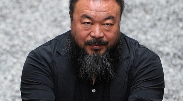 Chinese artist Ai Weiwei said the protest did not make any sense