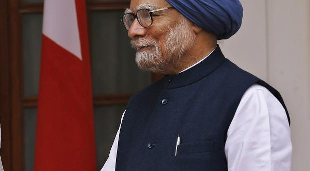 Indian premier Manmohan Singh wants moves to free the killers of Rajiv Gandhi to be halted