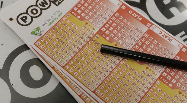 The Powerball lottery jackpot was over 400 million dollars (AP)