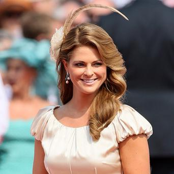 Princess Madeleine of Sweden has given birth to a daughter