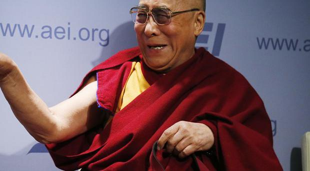 The Dalai Lama's White House meeting with President Barack Obama has angered China (AP)
